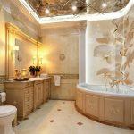 Зоны опасности ванных комнат и душевых