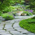 Самостоятельное создание садовых дорожек на дачном участке