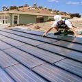 «Солнечные крыши» или новейшие панели «солнечных батарей»