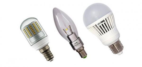 Как быстро и правильно выбрать светодиодную лампу