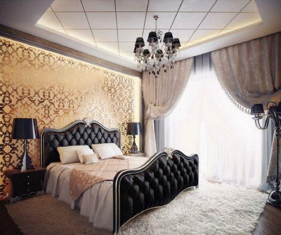 Какой должная быть идеальная спальня в 2018 году