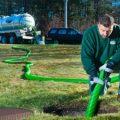 Откачка канализационных колодцев: способы очистки