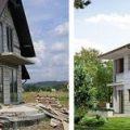 Проекты домов из газобетона: одно- и двухэтажные здания