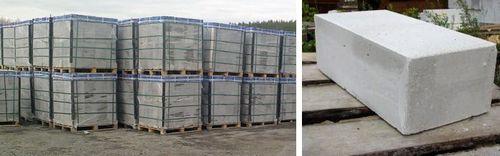 Сколько пеноблоков в кубе: стоимость пенобетона с доставкой