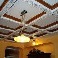 Потолок на кухне: какой лучше сделать (фото)