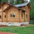 Строительство деревянных срубов домов