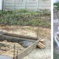 Крыльцо из бетона: как сделать своими руками, пропорции