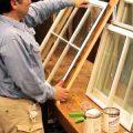 Ремонт старых деревянных окон своими руками: технология