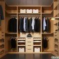 Гардеробные комнаты: дизайн-проекты, фото и примеры