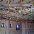 Монтаж скрытой и открытой электрической проводки в доме и выбор