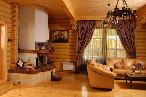 Как поднять потолок в деревянном доме: способы поднятия, видео