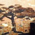 Отделка стен камнем и фото облицовки стен