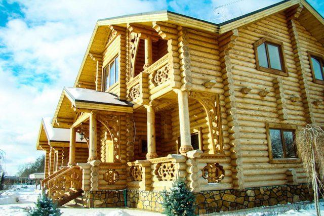строительства деревянных домов