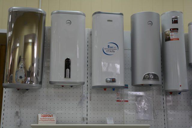 Популярные бренды водонагревателей