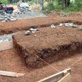 Как сделать фундамент дома из бутового камня