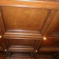 Что такое кессонный потолок. Обзор