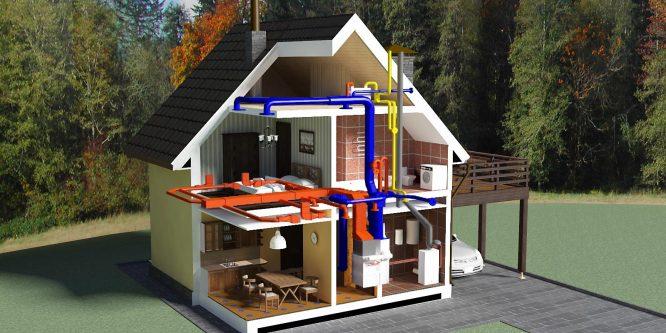Отопление дома электричеством дешево — миф ли?