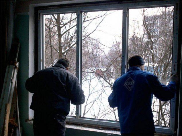 Можно ли устанавливать пластиковые окна зимой