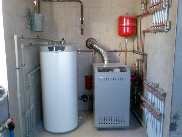 как сделать автономное отопление