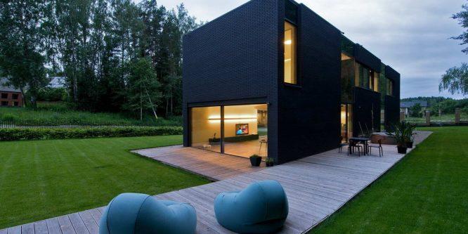 Что же такое минимализм в архитектуре?