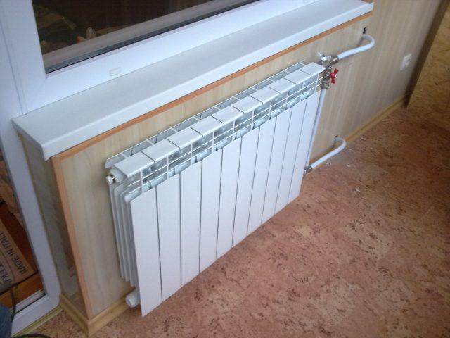 система отопления в частном доме