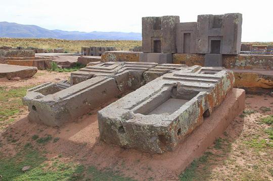 10 таинственных сооружений древности. Фото