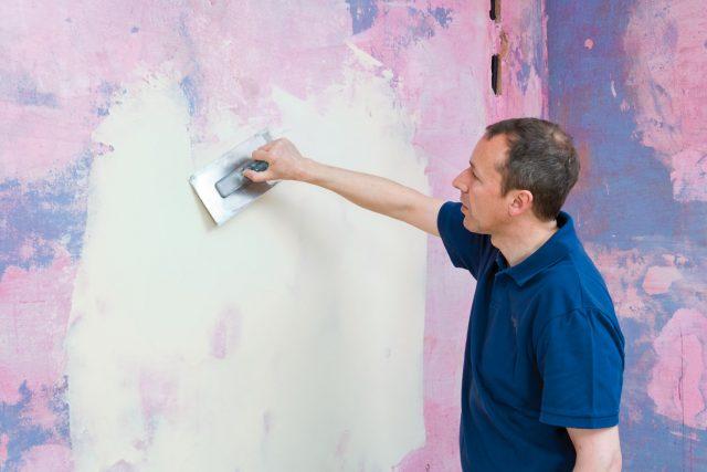 Как подготовить поверхность к покраске