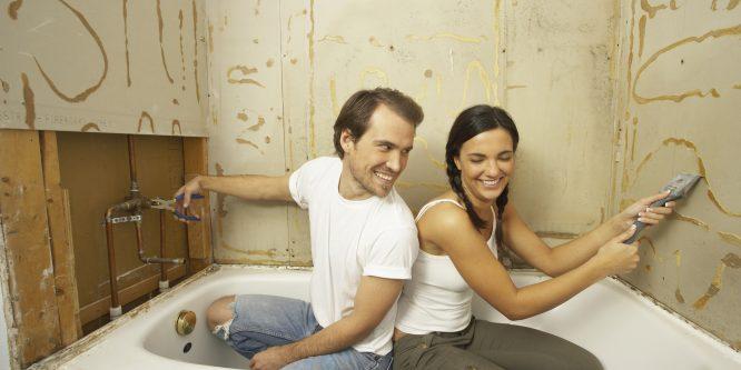 Зоны электрической опасности и степени защиты в ванной комнате
