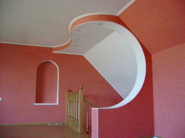 обработка швов в гипсокартонных конструкциях