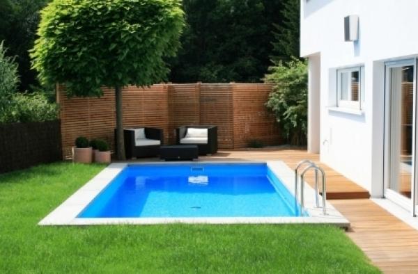 Выбор бассейна для дома