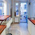 Как пространственно выделить зоны в небольшой квартире?