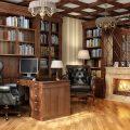 Обустройство кабинета— читайте в нашей статье