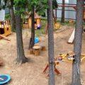 Делаем детскую площадку на участке своими руками