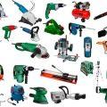 Строительные инструменты. Уход за инструментами