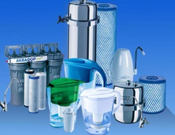 Современные модели фильтров для очистки питьевой воды