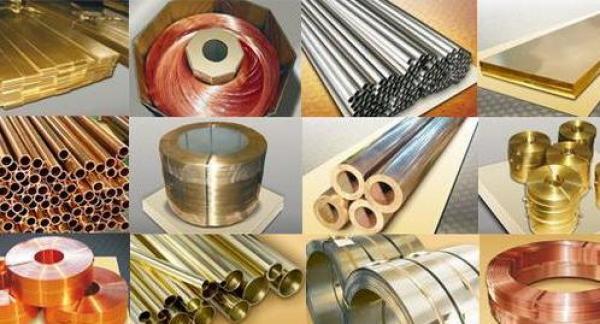 Разнообразие цветных металлов