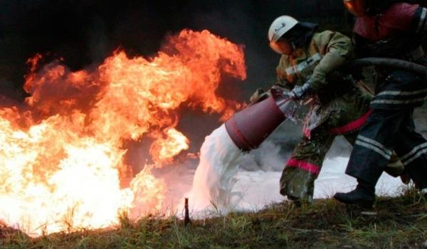 Особенности подбора пенообразователя для тушения пожаров