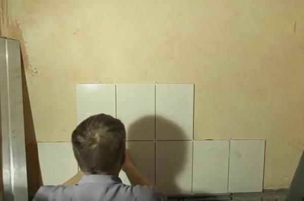Этапы монтажа кафельной плитки своими руками