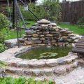Декоративный водоем, сделанный собственноручно – индивидуальность вашего участка