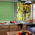 Жалюзи, как элемент интерьера на кухне – что это, необходимость или аскетизм