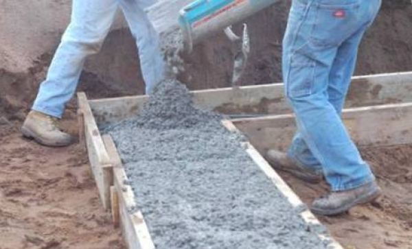 Виды цемента для возведения фундамента