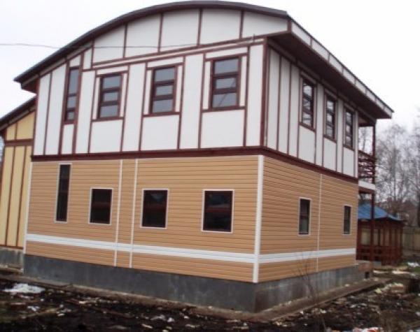 Строительство домов из сэндвич панелей: основные преимущества