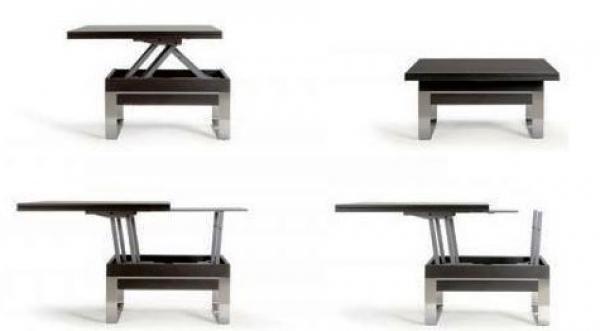 Журнальный стол-трансформер – универсальное решение для дома