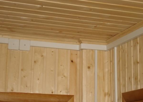 Деревянный дом, правильно и главное безопасно укладываем электропроводку