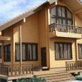 Дома из бруса – проверенные веками жилища с использованием современных технологий