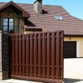 Из чего состоят качественные откатные ворота