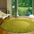 Мода на ковры всё так же актуальна