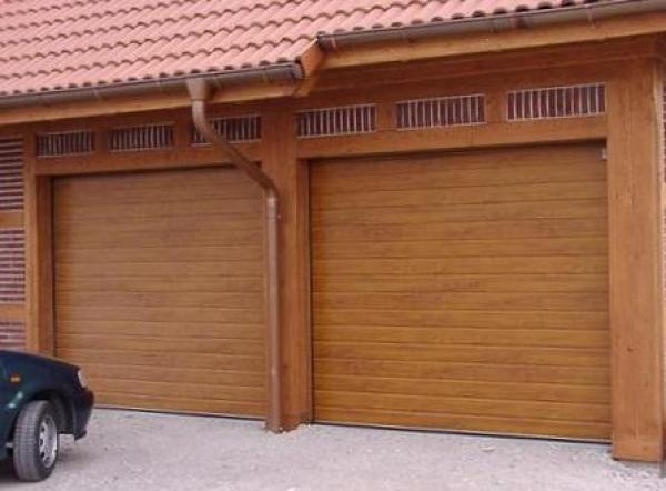 Типовые особенности гаражных ворот