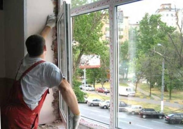 Устанавливаем металлопластиковые окна своими руками