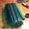 Заправка лазерного принтера